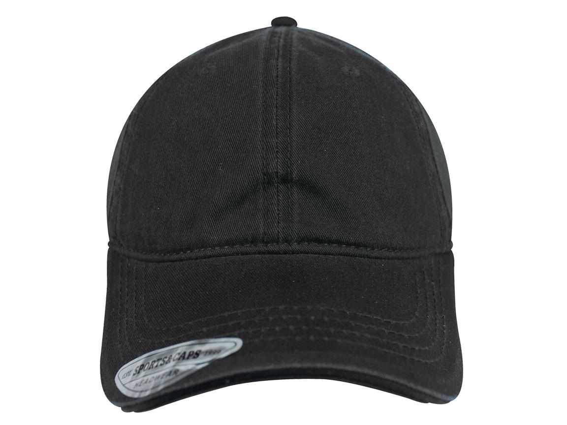 gorra negra con botones  cf8ab94befc